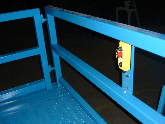 options-platform-mounted-handrail