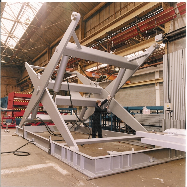 30 tonnes armset for mezzanine lift