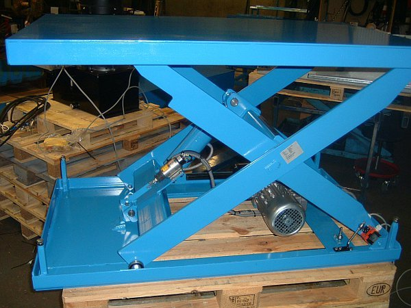 Electro-Hydraulic Platform Lift Table