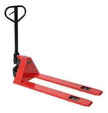 Super low pallet trucks